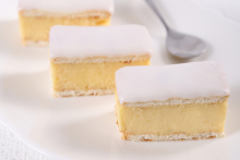 Cream Cracker slice